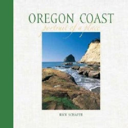 Oregon Coast: Portrait of a Place (Hardcover)