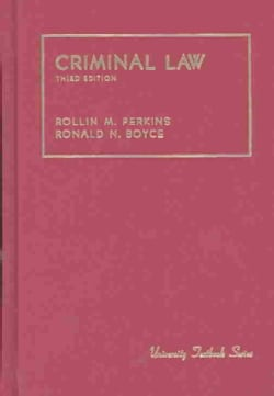Criminal Law (Hardcover)