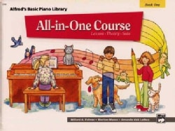 Alfred's Basic All-In-One Course For Children - Book 1: Book 1 (Paperback)