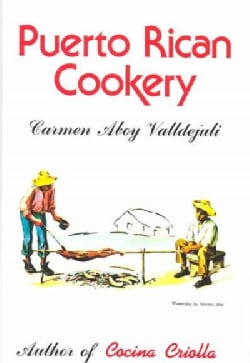 Puerto Rican Cookery (Hardcover)