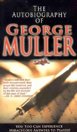 Autobiography of George Muller (Paperback)
