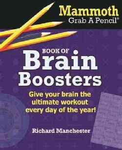 Book of Brain Boosters (Paperback)