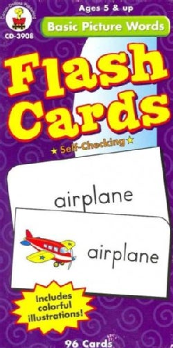 Basic Picture Words (Cards)