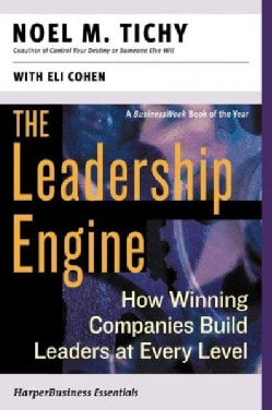 The Leadership Engine: How Winning Companies Build Leaders at Every Level (Paperback)