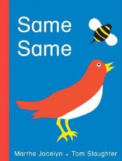 Same Same (Board book)