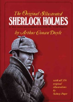 Original Illustrated Sherlock Holmes (Hardcover)