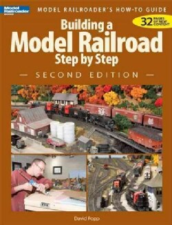 Building a Model Railroad Step by Step (Paperback)
