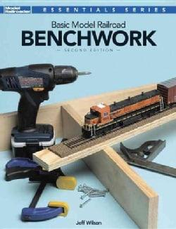 Basic Model Railroad Benchwork (Paperback)