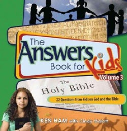 The Answers Book for Kids: 22 Questions from Kids on God and the Bible (Hardcover)