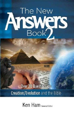 The New Answers Book (Paperback)
