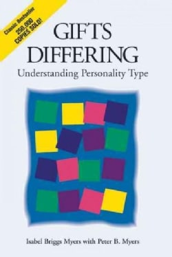 Gifts Differing: Understanding Personality Type (Paperback)
