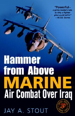 Hammer from Above: Marine Air Combat Over Iraq (Paperback)