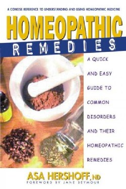 Homeopathic Remedies (Paperback)