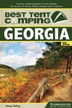 Best Tent Camping: Georgia (Paperback)