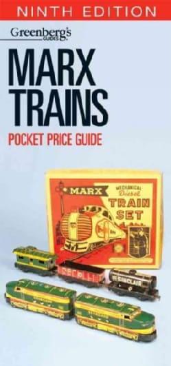 Marx Trains Pocket Price Guide (Paperback)