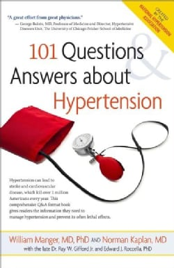 101 Questions & Answers About Hypertension (Paperback)