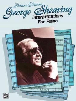 George Shearing Interpretations for Piano (Paperback)