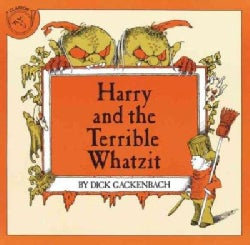 Harry and the Terrible Whatzit (Paperback)