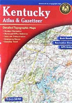 Kentucky Atlas & Gazetteer (Paperback)