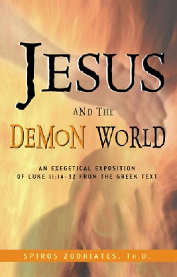 Jesus & the Demon World (Paperback)