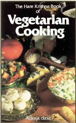 Hare Krishna Book of Vegetarian Cooking (Hardcover)