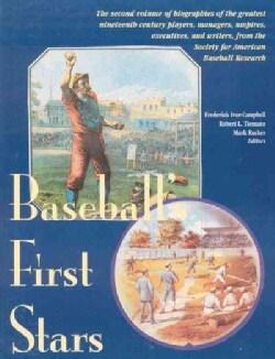 Baseball's First Stars (Paperback)