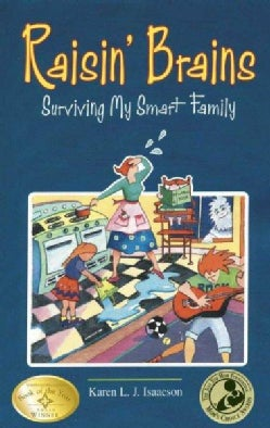 Raisin' Brains: Surviving My Smart Family (Paperback)