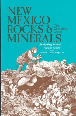 New Mexico Rocks and Minerals (Paperback)