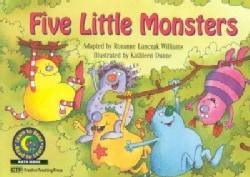 Five Little Monsters (Paperback)