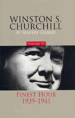 Winston S. Churchill: The Finest Hour 1939-1941 (Hardcover)