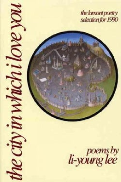 City in Which I Love You: Poems (Paperback)
