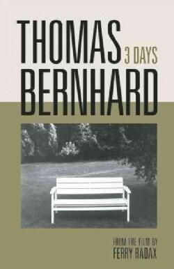 3 Days (Hardcover)