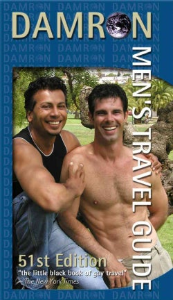 Damron Men's Travel Guide (Paperback)