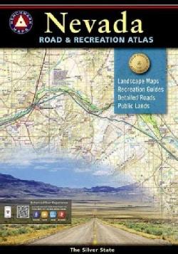 Benchmark Road & Recreation Atlas Nevada (Paperback)