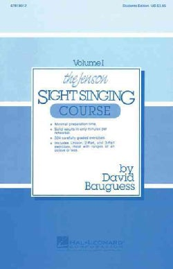 The Jenson Sight Singing Course (Paperback)