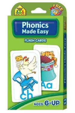 Phonics Made Easy: Flash Cards (Cards)