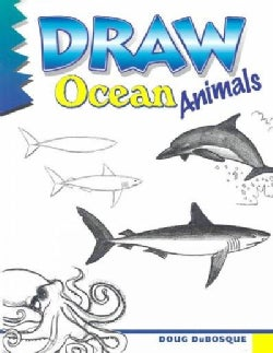 Draw Ocean Animals (Paperback)