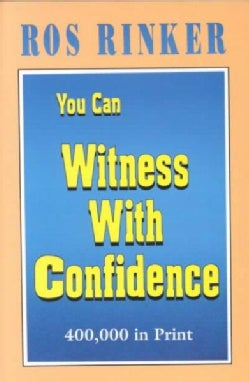 You Can Witness With Confidence (Paperback)