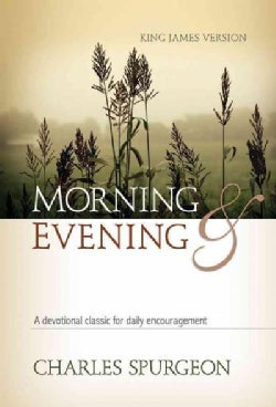 Morning and Evening (Hardcover)
