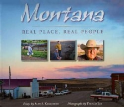 Montana: Real Place, Real People (Paperback)