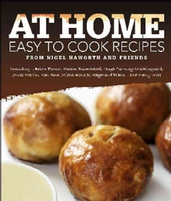At Home: Easy to Cook Recipes (Hardcover)