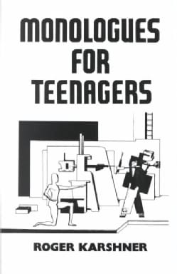 Monologues for Teenagers (Paperback)