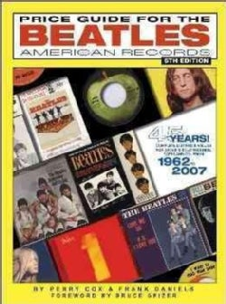Price Guide for the Beatles American Records (Hardcover)