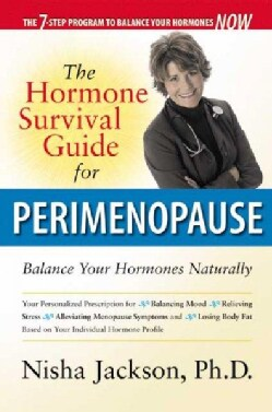 The Hormone Survival Guide for Perimenopause: Balance Your Hormones Naturally (Paperback)