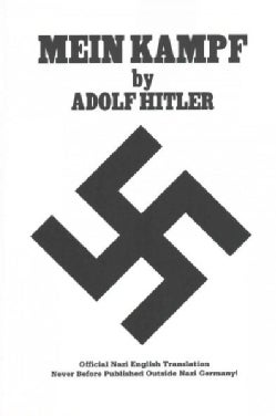 Mein Kampf: Official Nazi English Translation (Paperback)