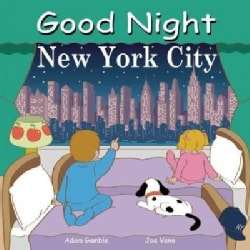 Good Night New York City (Board book)