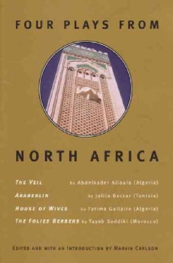 Four Plays From North Africa (Paperback)