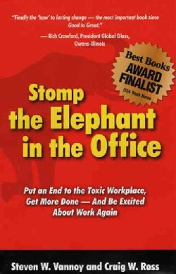 Stomp the Elephant in the Office (Hardcover)