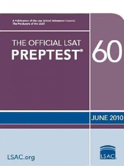 The Official LSAT PrepTest 60 (Paperback)