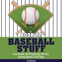 Book of Baseball Stuff (Hardcover)